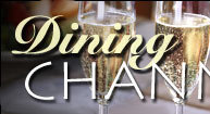 Find Restaurants with DiningChannel